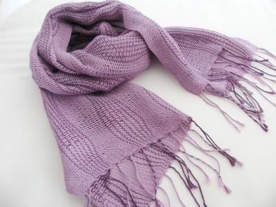 織りのストール