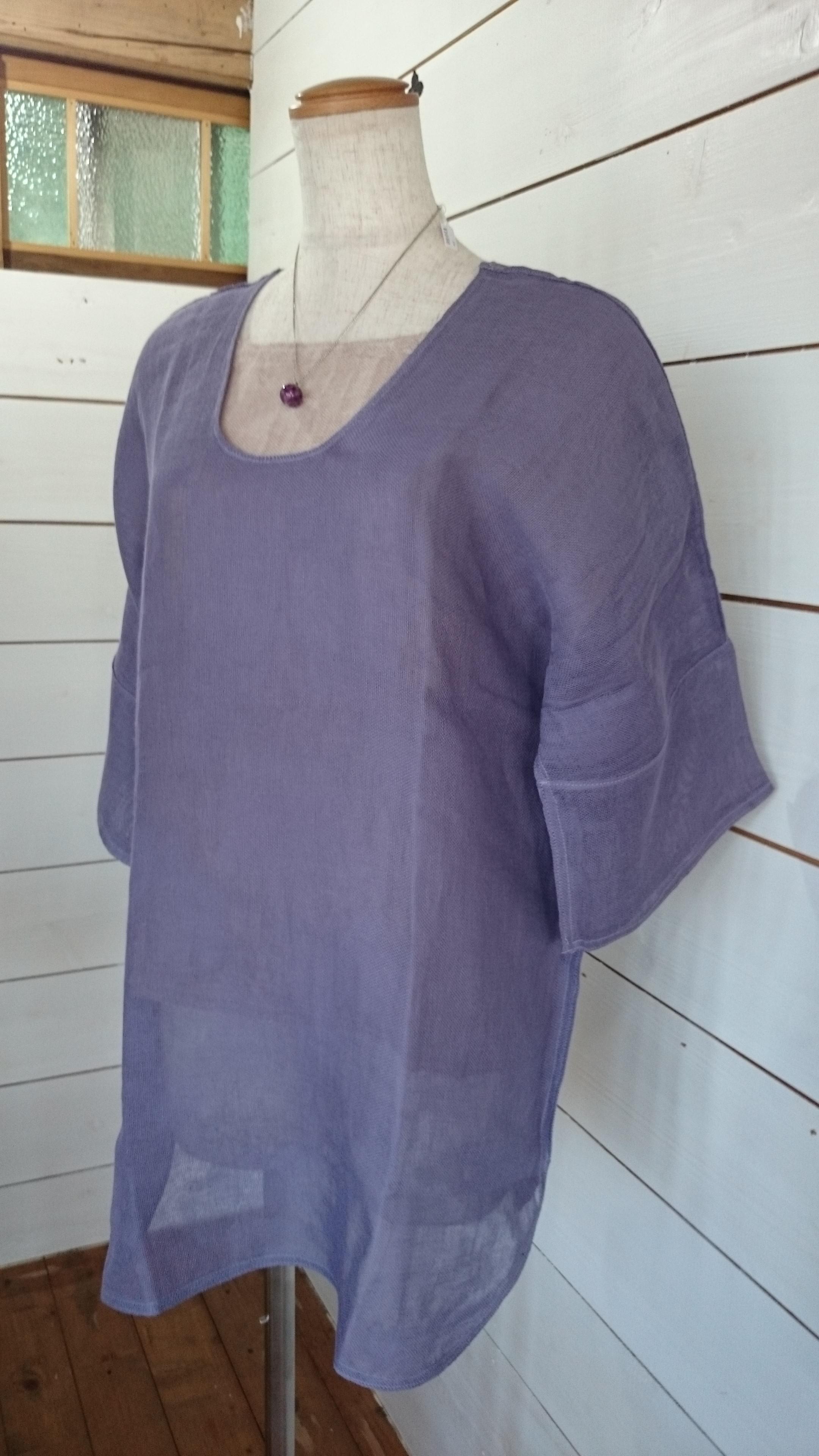 毎年好評の綿100%の衣料入荷
