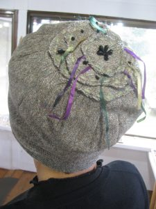 帽子(ウール)