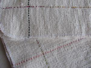 綿手紡ぎテーブルマット
