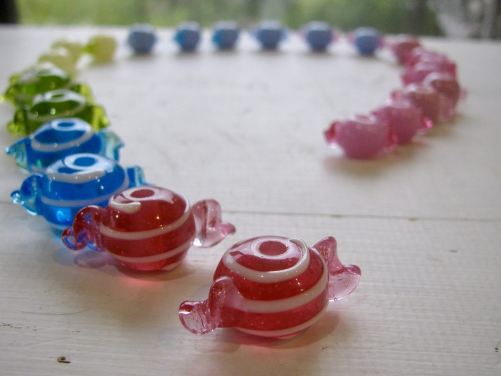 蜻蛉玉:ハロウィンのアイテム キャンディー
