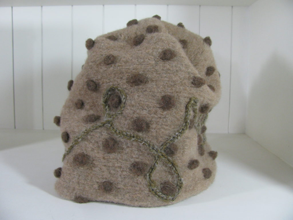 ウールの帽子:4,320円