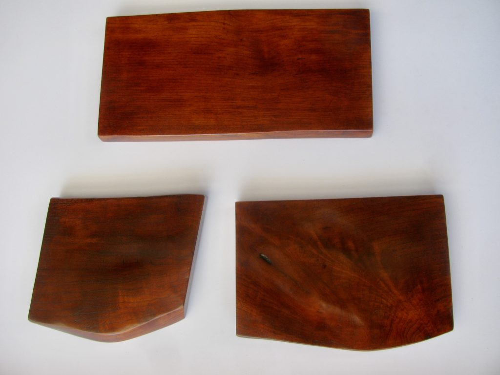 栓の木の漆皿