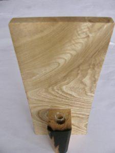 自然木の吊り置き兼用一輪挿し   1,500円