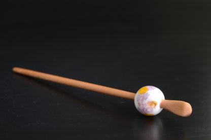 とんぼ玉の簪