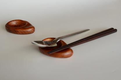 自然木のスプーン&箸置き
