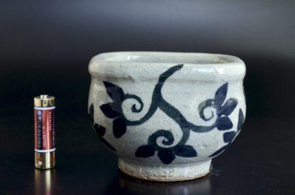 納豆鉢(G):五山焼