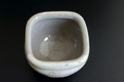 納豆鉢(魚):五山焼