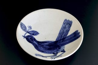 鳥の皿:五山焼