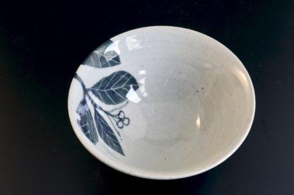 草紋飯碗(G):五山焼