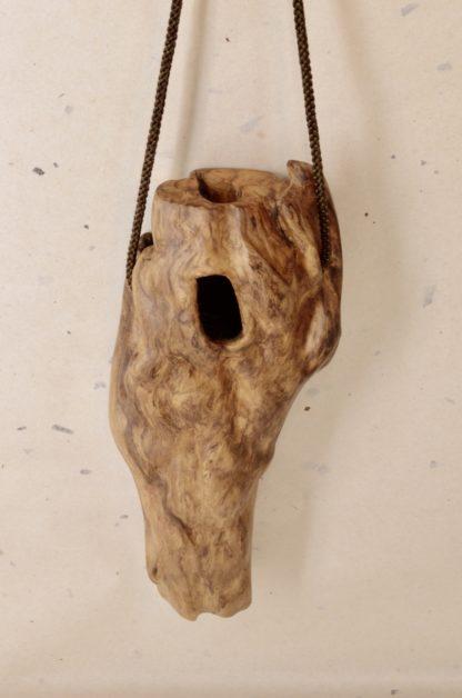 自然木の花器:吊り型