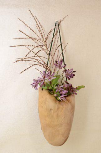 自然木の花器 :吊り型