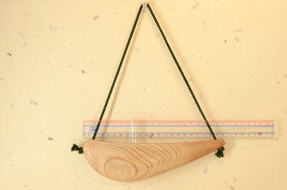 舟釣り型一輪挿し